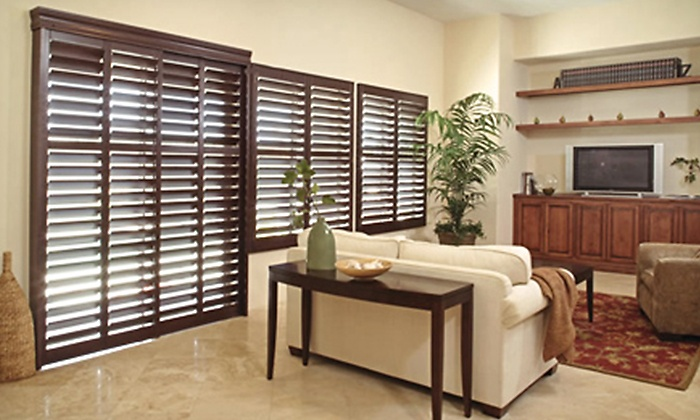 The Window Fashion Pros - Simi Valley: Custom Window Treatments from The Window Fashion Pros (Up to 70% Off). Two Options Available.