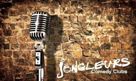 Jongleurs Comedy Club Entry at Choice of Location