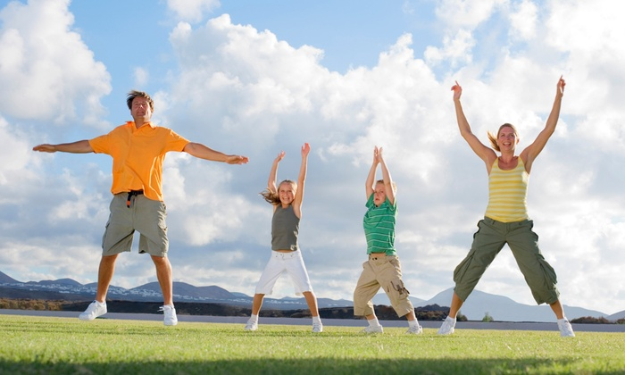 AllHustle Fitness - Shannon Heights: $56 for $125 Worth of Boot Camp at AllHustle Fitness