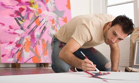1 mes de clases de pintura de 2, 3 o 6 horas semanales desde 29,95 € en María Alejandra Herguido