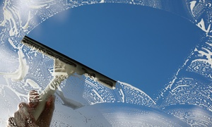 20/20 Window Cleaning: $49 for $100 Worth of Window Cleaning from 20/20 Window Cleaning