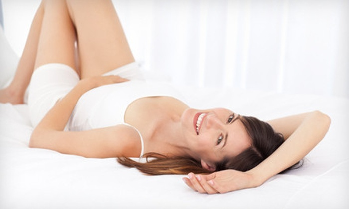 Edmonton Laser Centre - Multiple Locations: Six Laser Hair-Removal Treatments for a Small, Medium, or Large Area at Edmonton Laser Centre (Up to 89% Off)