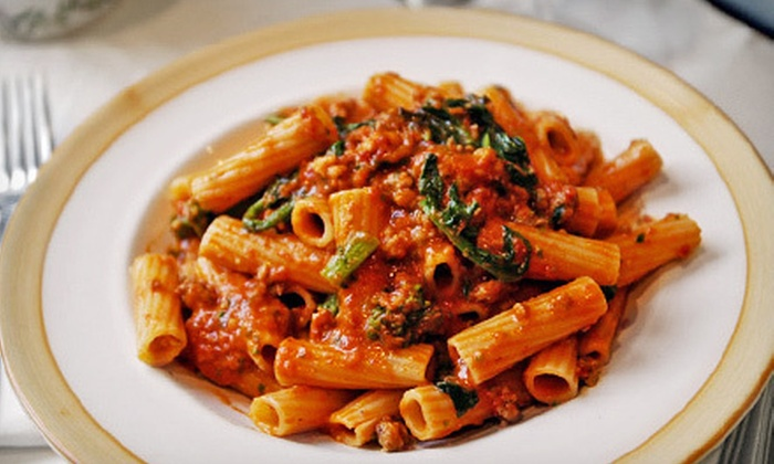 Vinci - DePaul: Gourmet Italian Cuisine and Drinks at Vinci (Half Off). Two Options Available.