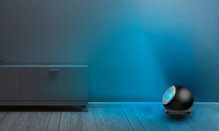 Lampe sph re led multicolore groupon shopping - Lampe led multicolore ...