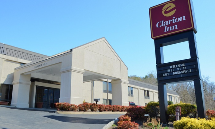 Clarion Hotel Chattanooga-Lookout Mountain - Chattanooga, TN: Stay at Clarion Hotel Chattanooga-Lookout Mountain in Chattanooga, TN