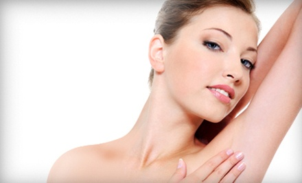 Six Laser Hair-Removal Treatments on a Small, Medium, or Large Area at Rodgers Dermatology (Up to 91% Off)