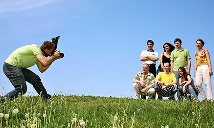 K. Hymes Photography - Tampa: $50 for $100 Worth of Outdoor Photography at K. Hymes Photography