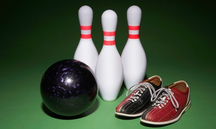 $30 for Two Hours of Bowling with Shoe Rental for Up to Four at Mira Mesa Lanes (Up to $58 Value)