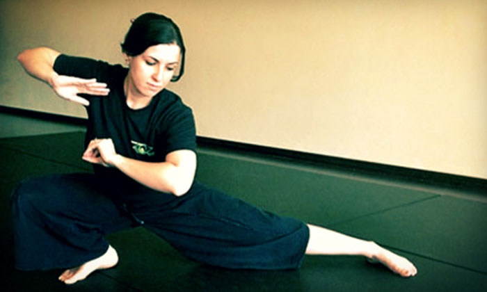Darsana Martial Arts - Tamarac: One Month of Twice Weekly or Unlimited Tai Chi, Martial Arts, and Yoga Classes at Darsana Martial Arts (Up to 77% Off)