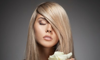 image for Restyle Cut with Blow-Dry and Optional Half or Full Head of Highlights at Oliver Cole (Up to 79% Off)