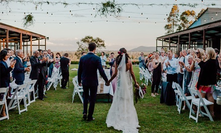 $6,999 for a Wedding Package for 50 Guests with 11 Hotel Rooms at Estate Tuscany (Up to $13,400 Value)