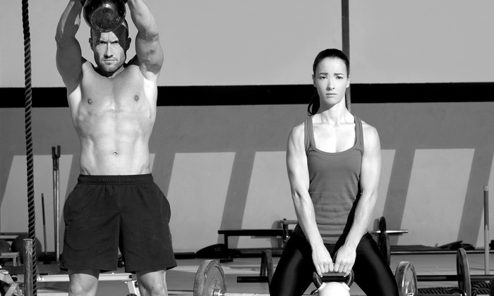 Crossfit 816 - Liberty Area: $59 for a Month of Introduction to CrossFit Classes at CrossFit 816 ($155 Value)