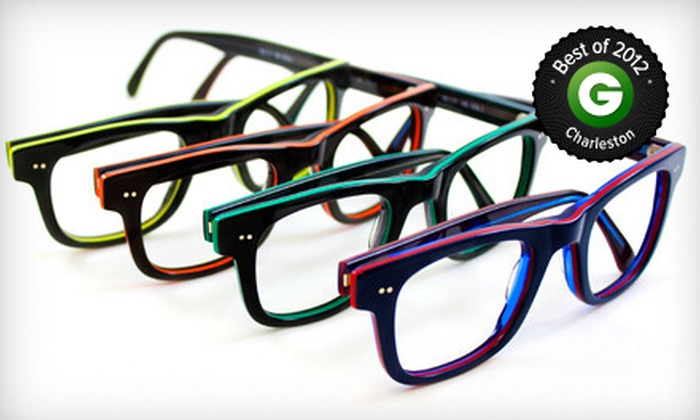 SEE Eyewear - Downtown Charleston: $39 for $200 Toward Prescription Eyeglasses or Sunglasses at SEE Eyewear