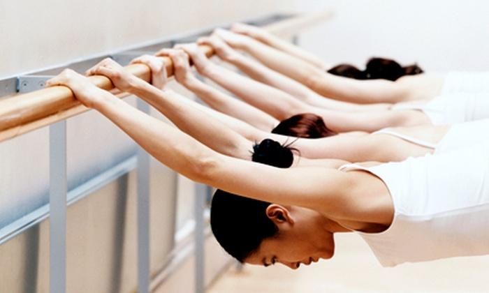 Marie Christine's Dance and Barre Fitness - Multiple Locations: Four or Eight PrimaBarre Method Classes at Marie Christine's Dance and Barre Fitness (Up to 52% Off)
