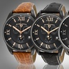 Swiss Legend Men's Bellezza Watches with Exotic Straps