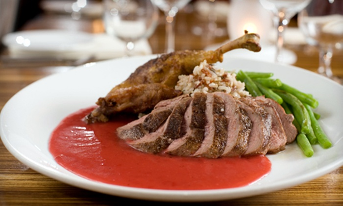 Mélange - Ann Arbor: $30 for $60 Worth of Upscale Dinner Fare at Mélange