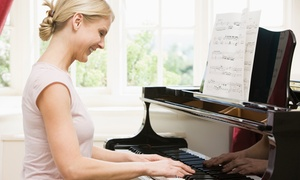 Piano Lessons with Dan: One or Two 60-Minute Private Piano Lessons at Piano Lessons with Dan (53% Off)