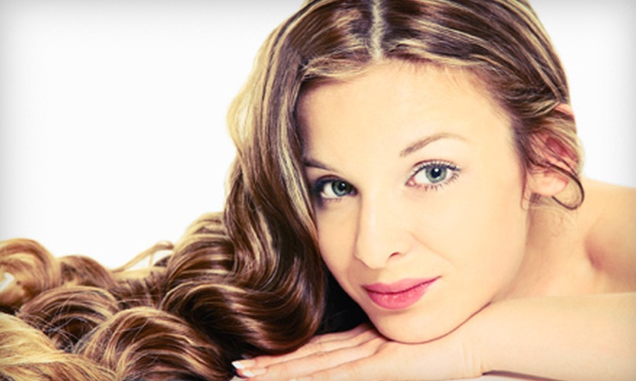 Aqua Spa & Skin Care - Estero: Two or Four Diamond Microdermabrasion Treatments at Aqua Spa & Skin Care (Up to 73% Off)