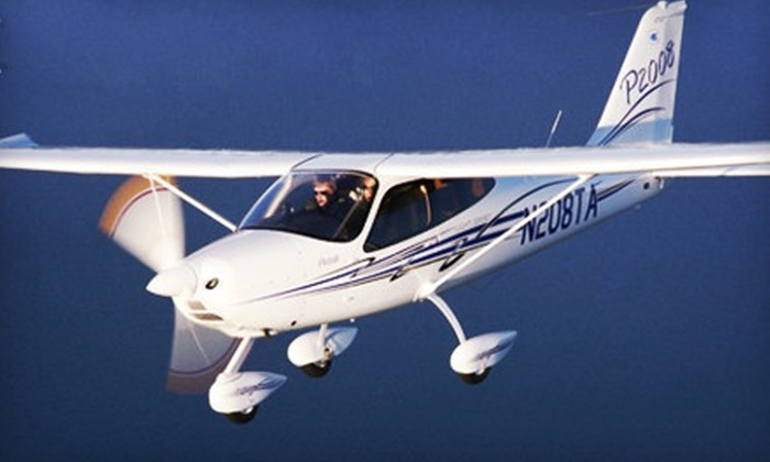 Orlando Gateway Sport Pilot Aviation Center - Kissimmee: $79 for an Aviation Sightseeing Tour for Two from Orlando Gateway Sport Pilot Aviation Center in Kissimmee ($199 Value)
