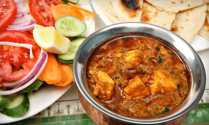 Aatish On the Hill - Capitol Hill: $20 Worth of Indian Tandoori Charcoal Cuisine