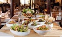 Lebanese Set Lunch Menu For Two or Four from AED 169 at Al Qasr Restaurant (Up to 53% Off)