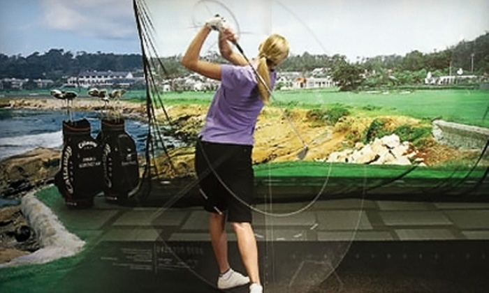 Callaway Golf Learning & Fitting Centre - Southeast Calgary: $30 for a Custom Golf-Club Fitting at Callaway Golf Learning & Fitting Centre ($65 Value)