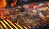 Trattoria Roxy - Montecchio Maggiore:  Menu con affettati e bruschette, 1 Kg di grigliata di carne mista, dolce e litro di vino fino a 6 persone (sconto 62%)