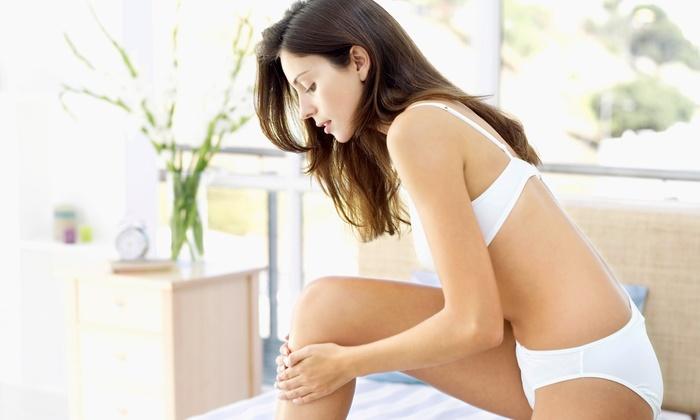 Hidden Door Medspa - Multiple Locations: Six Laser Hair-Removal Treatments at Hidden Door Medspa (Up to 70% Off). Four Options Available.