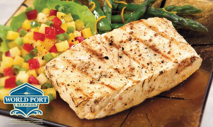 Seafood Samplers from World Port Seafood, an Omaha Steaks Company: Seafood Samplers from World Port Seafood, an Omaha Steaks Company (Up to 57% Off). Free Shipping.