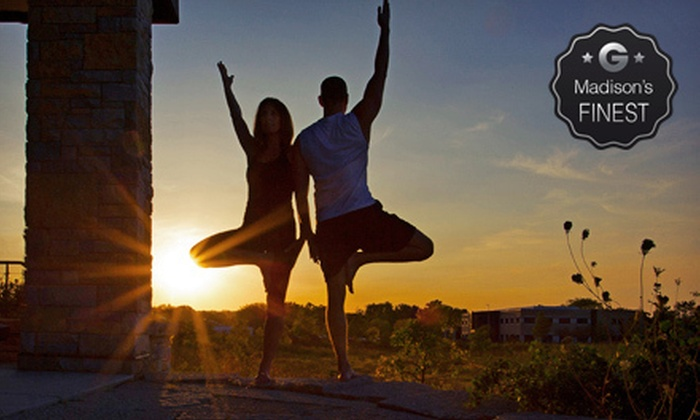 Perennial Yoga & Meditation - Fitchburg: 10 Yoga Classes or Five Children's Yoga Classes at Perennial Yoga & Meditation (Up to 54% Off)