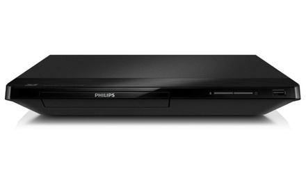 Philips 3D Blu-ray Player with Built-in WiFi (Manufacturer Refurbished)