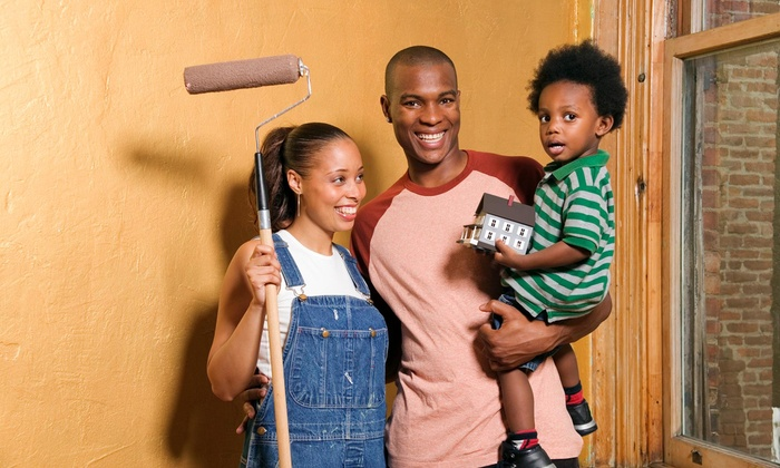 Get R Done Painting - Post Falls: $220 for $400 Groupon — Get R Done Painting