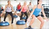 Core Focus Training - Multiple Locations: Four or Six Weeks of Boot-Camp Classes at Core Focus Training (Up to 78% Off)