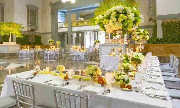Magnifique Soiree - Atlanta: $550 for $1,000 Groupon — Magnifique Soirée Event Planning & Design LLC
