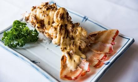 $79 for Traditional Japanese Degustation at Awarded The Rocks Teppanyaki Up to $180 Value