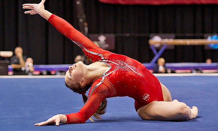 The Nastia Liukin Cup or The AT&T American Cup - AT&T Stadium: One G-Pass to USA Gymnastics Nastia Liukin Cup on 3/6 or AT&T American Cup on 3/7 at AT&T Stadium (Up to 55% Off)