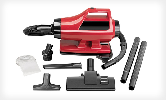 ReadiVac Canister Vacuum: $64.99 for a ReadiVac Tidy Turbo Canister Vacuum ($129.99 List Price). Free Shipping.