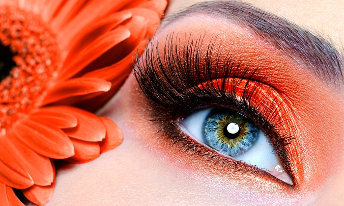 Enhancements - Freetown: 120-Minute Lash-Extension Treatment from Enhancements (45% Off)
