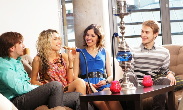 The Hookah Spot - Five Points: Hookah and Soft Drinks for Two or Four at The Hookah Spot (Up to 53% Off)
