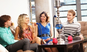 The Hookah Spot: Hookah and Soft Drinks for Two or Four at The Hookah Spot (Up to 53% Off)
