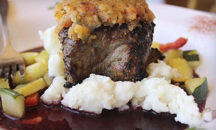 Soulard's Restaurant - Soulard: American Cuisine for Dinner or Lunch at Soulard's Restaurant (Up to 53% Off)