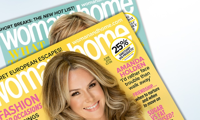 woman home magazine subscription