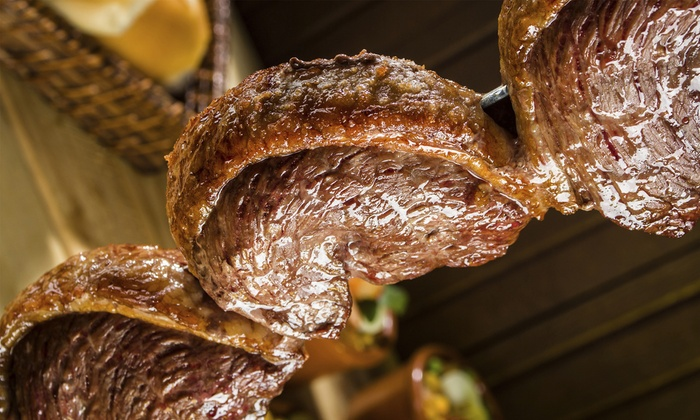 Brazil Grill - Parkville: Brazilian Churrasco Cuisine for Two or Four at Brazil Grill (Up to 42% Off)
