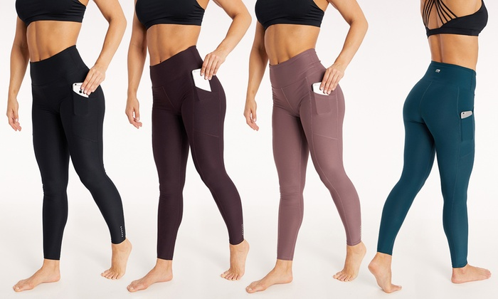 29b8f73289 Up To 62% Off on Marika Leggings with Pockets | Groupon Goods