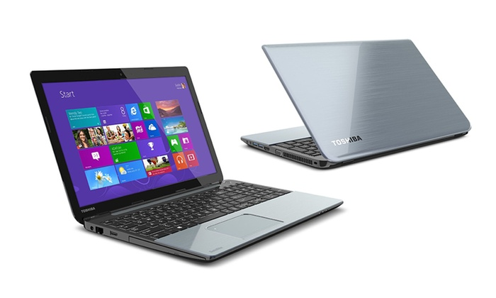 "Toshiba Satellite 15.6"" Touchscreen Laptop: Toshiba Satellite 15.6"" Touchscreen Laptop with 12GB RAM and 1TB Storage"