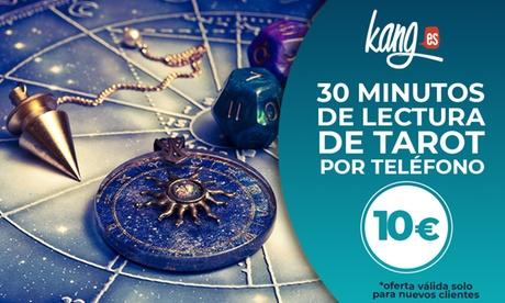 30 minutos de lectura de tarot por 10 € en Kang.es