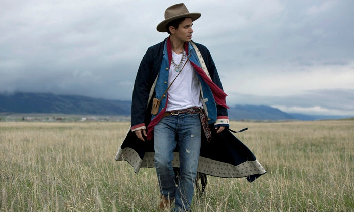 John Mayer - North Charleston Coliseum: $39.50 to See John Mayer at North Charleston Coliseum on December 12 at 7 p.m. (Up to $60.55 Value)