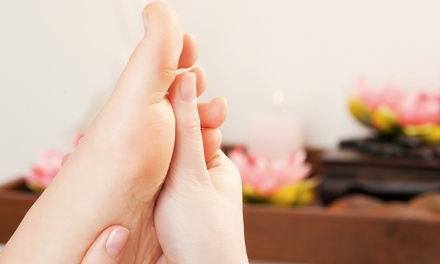 One or Three Reflexology-Treatment Packages at The Health and Energy Center of Wisconsin (Up to 61% Off)