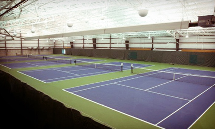 Clayview Country Club - Northland: Three-Month Membership and Indoor-Tennis-Court Use for an Individual or Family at Clayview Country Club (Up to 87% Off)
