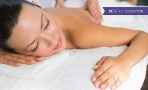 Cambio - Gabinet Terapii Naturalnej: Masaż relaksacyjny lub bańką chińską i więcej: godzinny zabieg na całe ciało za 59,99 zł i więcej w Gabinecie Cambio
